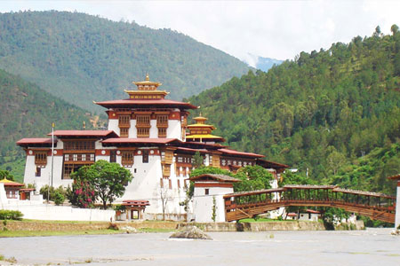 Bhutan Across the kingdom Tour