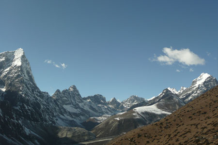 Everest Chola Pass Trekking
