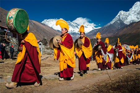 Everest cultural circuit Trekking