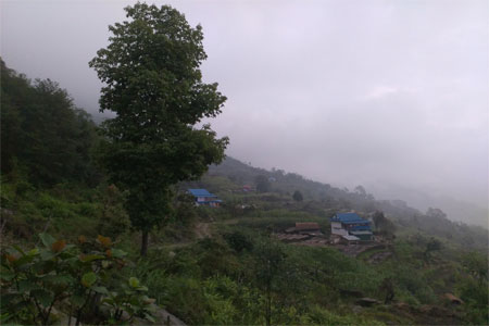 Agricultural Trip in Nepal