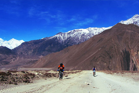 Round Annapurna Mountain Biking Tour