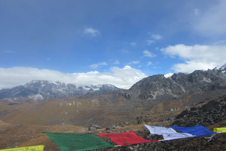 Kanchanjanga Base Camp Circuit Trekking