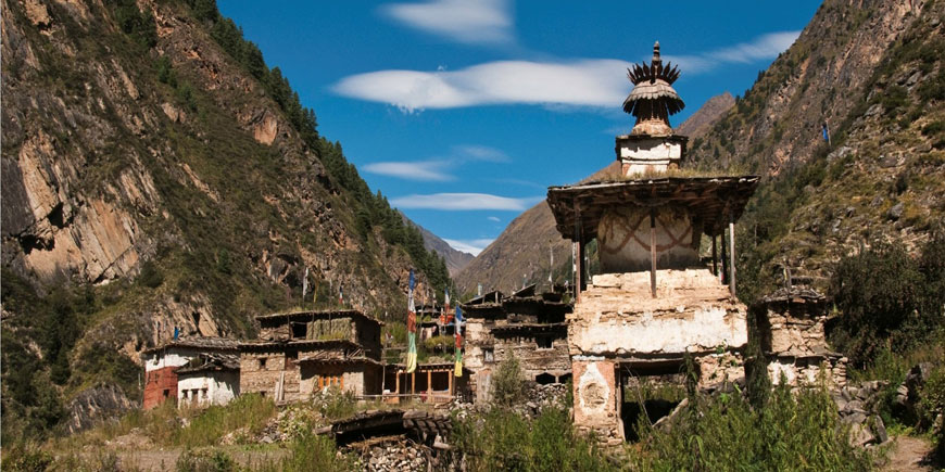 Lower Dolpo Circuit Trekking